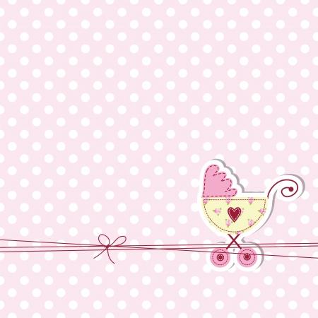 베이비 샤워 카드