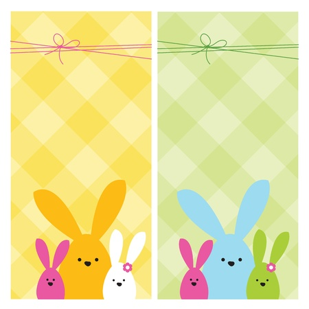 easter decorations: Easter banners