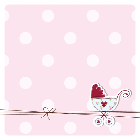 congratulations text: Baby shower invitation card