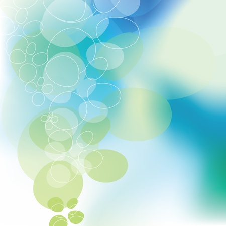 Abstract background - template Vector
