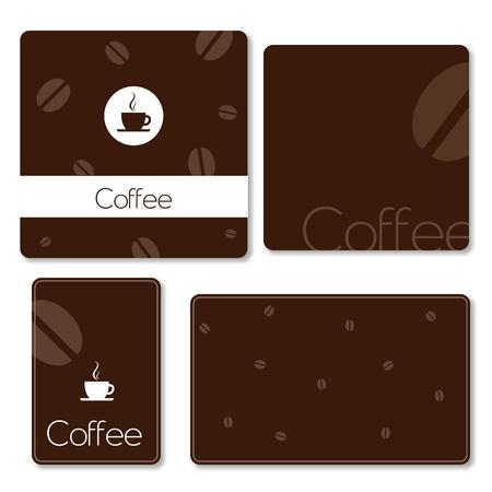 good break: Plantillas: caf� tema