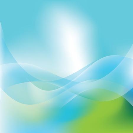 抽象的な背景 - テンプレート  イラスト・ベクター素材
