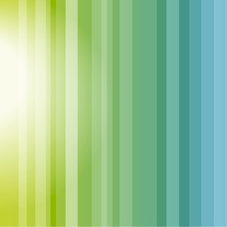 green company: Abstract background - template Illustration