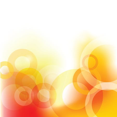 Abstract background - template Ilustracja