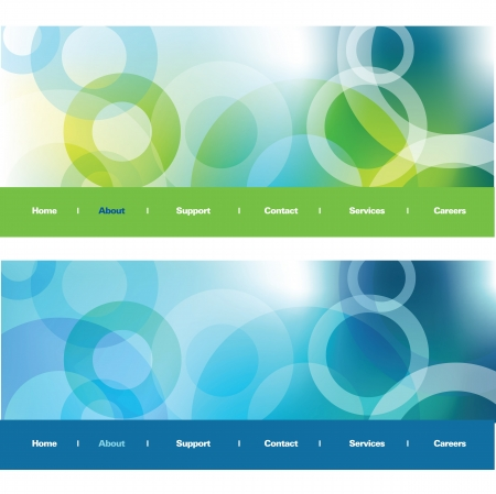 Web banners Stock Vector - 13642385
