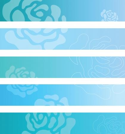 header image: Floral banner backgrounds