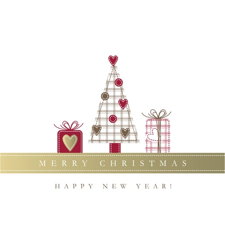 New year s card Vector