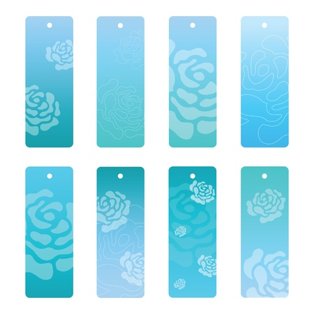 Set of gift vector tags Stock Vector - 15539435