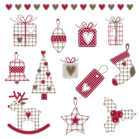 moos: Christmas design elements
