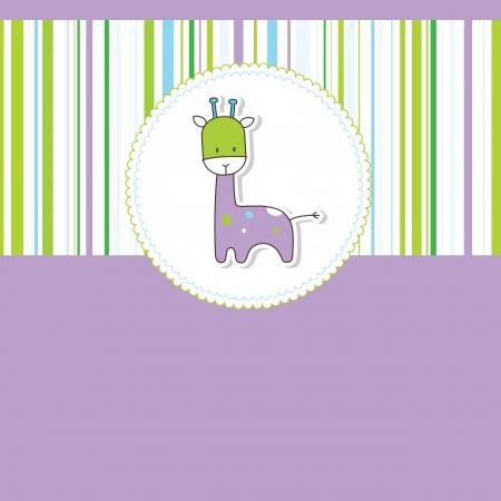 baby shower invitation: Baby shower invitation with copy space