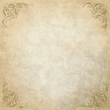 Vintage background with copy space Vector