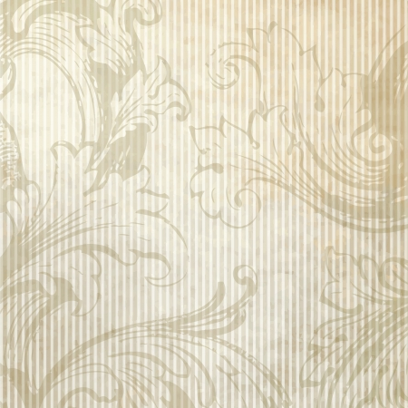 wine book: Vintage background with copy space Illustration