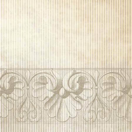 コピー スペースでビンテージ背景