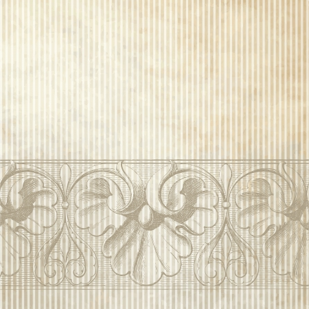 Vintage background with copy space Illustration