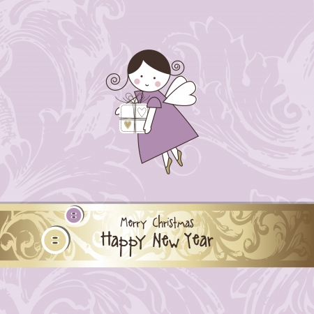 New year card Stock Vector - 20288019