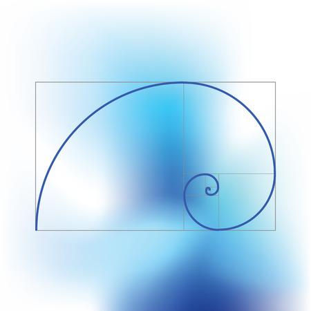 fibonacci: Golden proportion