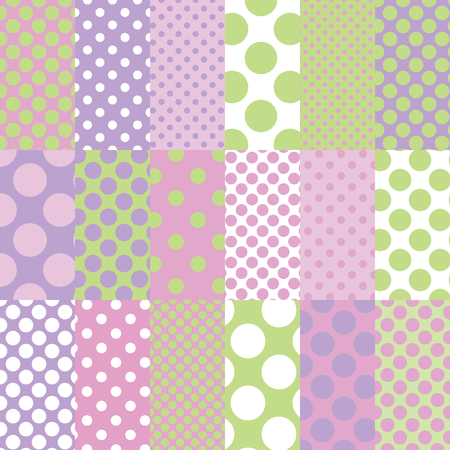 vector backgrounds: Seamless pattern background - decorative digital paper