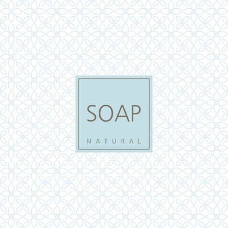 handmade soap: Background for natural handmade soap