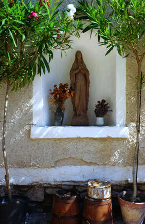 Shrine of Mother Mary