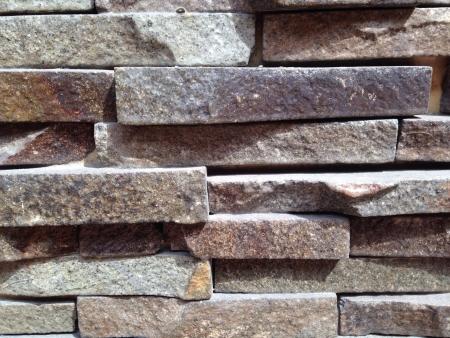 paredes de ladrillos: Ladrillo simple Foto de archivo
