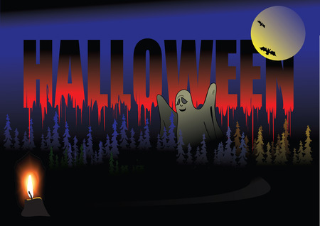 october 31: Halloween - Holiday celebrated on the night of October 31
