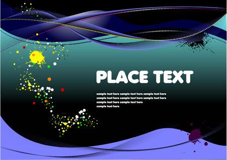 backgrund: Abstract hi-tech backgrund vector illustration