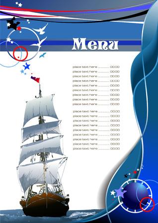 Ryby Restauracija (kawiarnia) menu