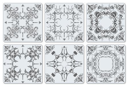 ceramic: Acabado decorativo azulejos de cer�mica.
