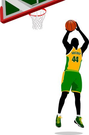 dribble: Basketball players.