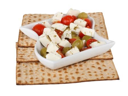 seider: Jewish religious feast Passover traditional food Matzo