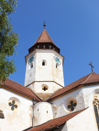 teutonic: Prejmer fortress was founded by Teutonic knights in Brasov county, Romania