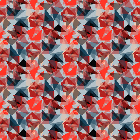 red wallpaper: red polygons seamless pattern wallpaper