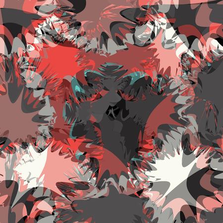 blots: blots bright abstract background vector illustration