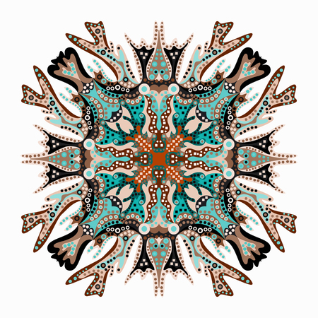 mandalas: Mandalas collection. Vintage decorative elements Illustration