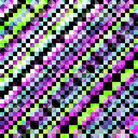 gentle: gentle pixel color background vector illustration