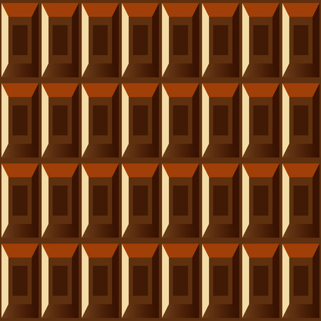 dark chocolate: dark chocolate seamless pattern