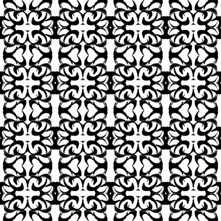 delicate: delicate seamless pattern vintage ethnic ornament on white background