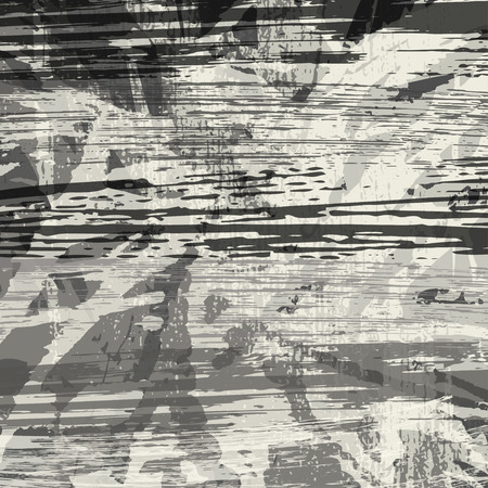 Abstract monochrome background of graffiti