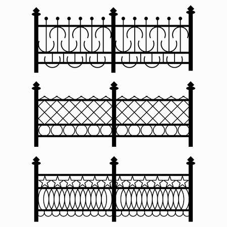 fences characters