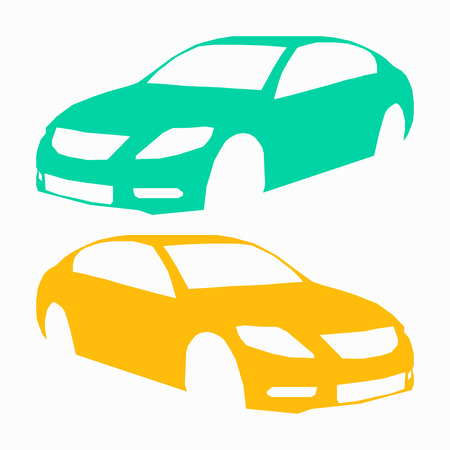 outboard: car body color