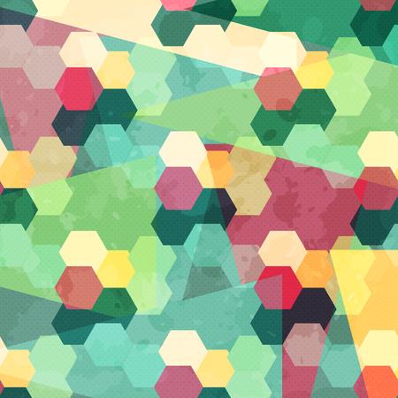 resumen patrón geométrico