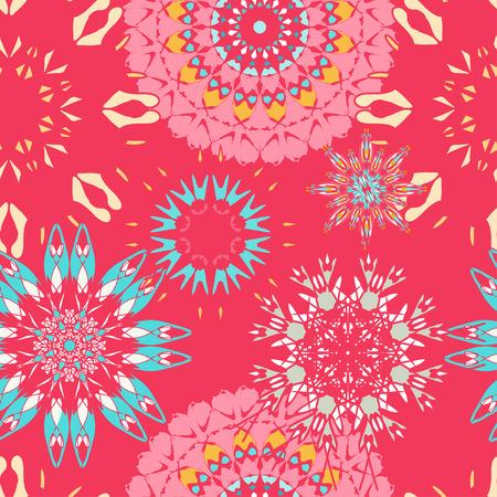 carpet stain: Seamless pattern. Vintage decorative elements vector illustration