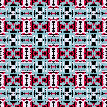 pink and black: Graffiti Background seamless pattern