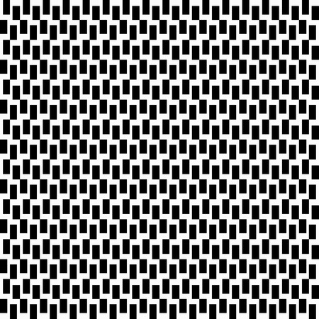 Seamless monochrome abstract pattern on a white background. High-quality vector illustration for your design.
