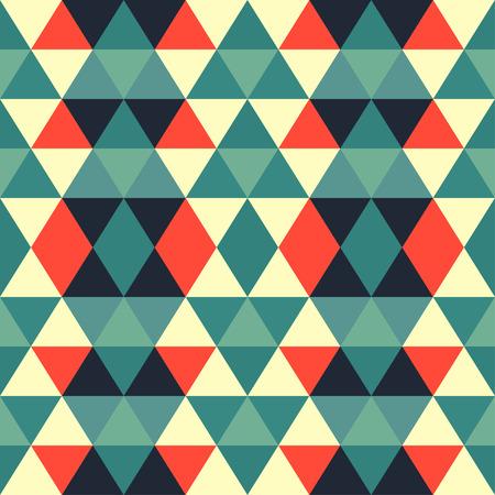 Abstract geometric seamless pattern Фото со стока