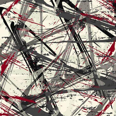 colored graffiti stains on a black background grunge texture Archivio Fotografico - 137128444