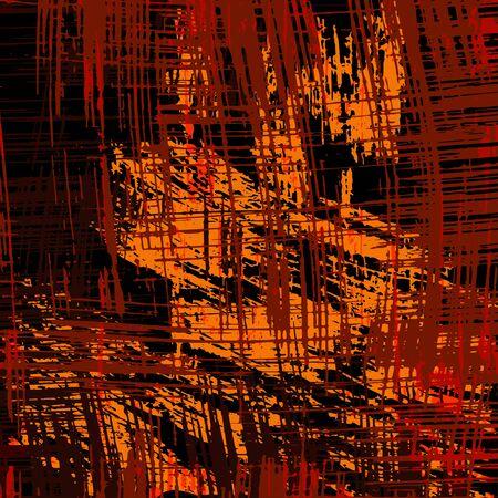 beautiful graffiti grunge texture abstract background illustration Archivio Fotografico - 137128264