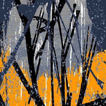 abstract antique graffiti background Archivio Fotografico - 137128270