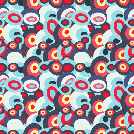 abstract colorful geometric pattern illustration