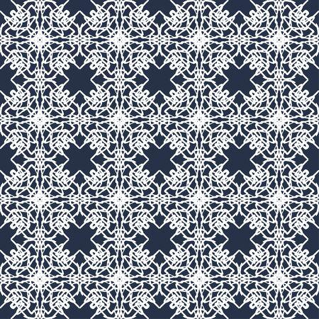 vintage seamless pattern illustration